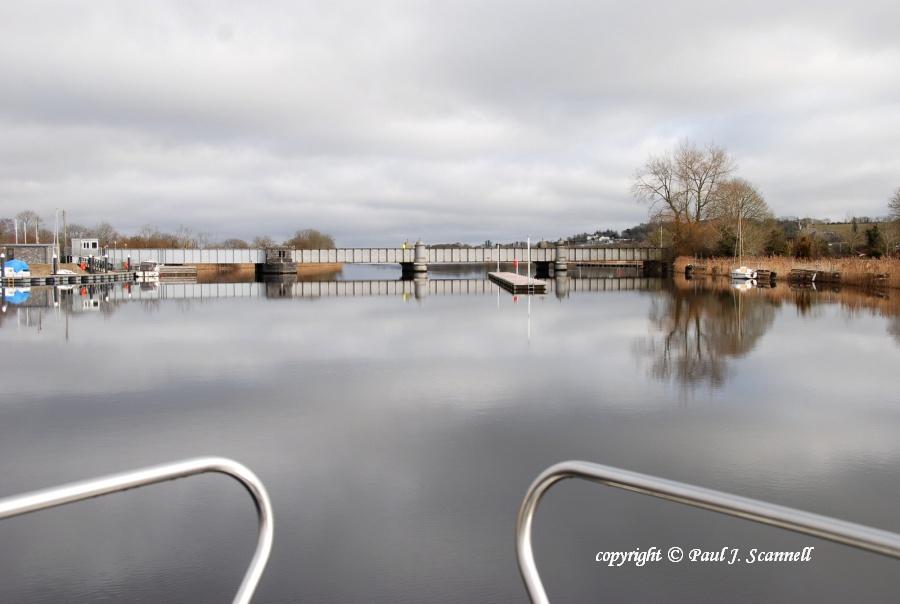 """Portumna Bridge click to """"Pictures enlage"""""""