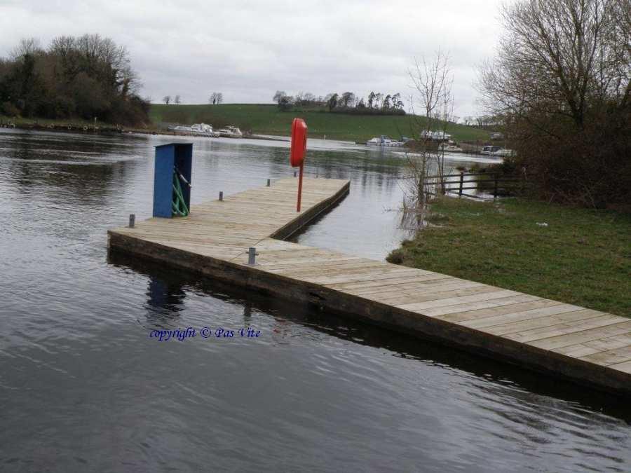 Carrybridge high water level