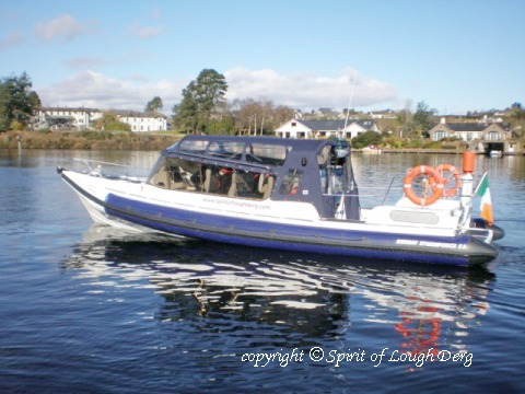 The Spirit of Lough Derg
