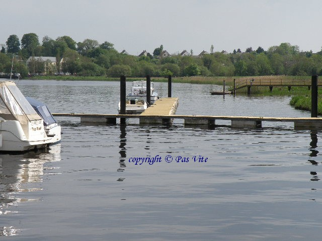 "Visitors Jetties at ""The Moorings"""