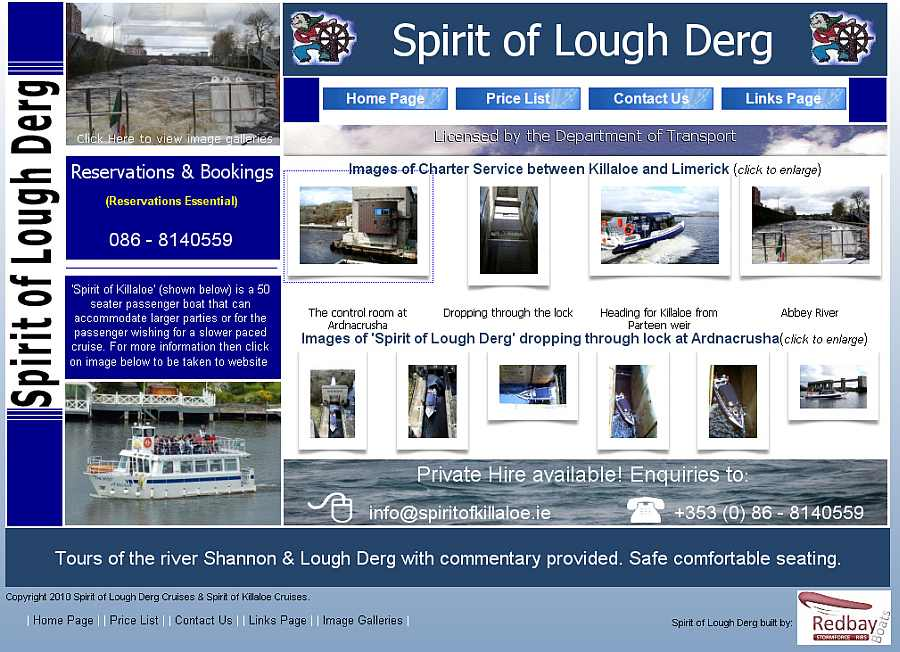 Spirit of Lough Derg