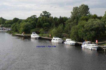 "Carrybridge; Upper Lough Erne ; ""click pictur to enlarge"""