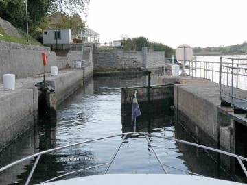 Portorra Lock, Lower Lough Erne