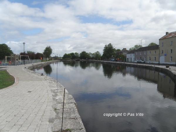 Royal Canal vor Öffnung; © Pas Vite