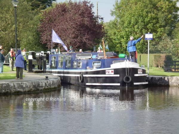 Royal Canal vor Eröffnung; © Richard;
