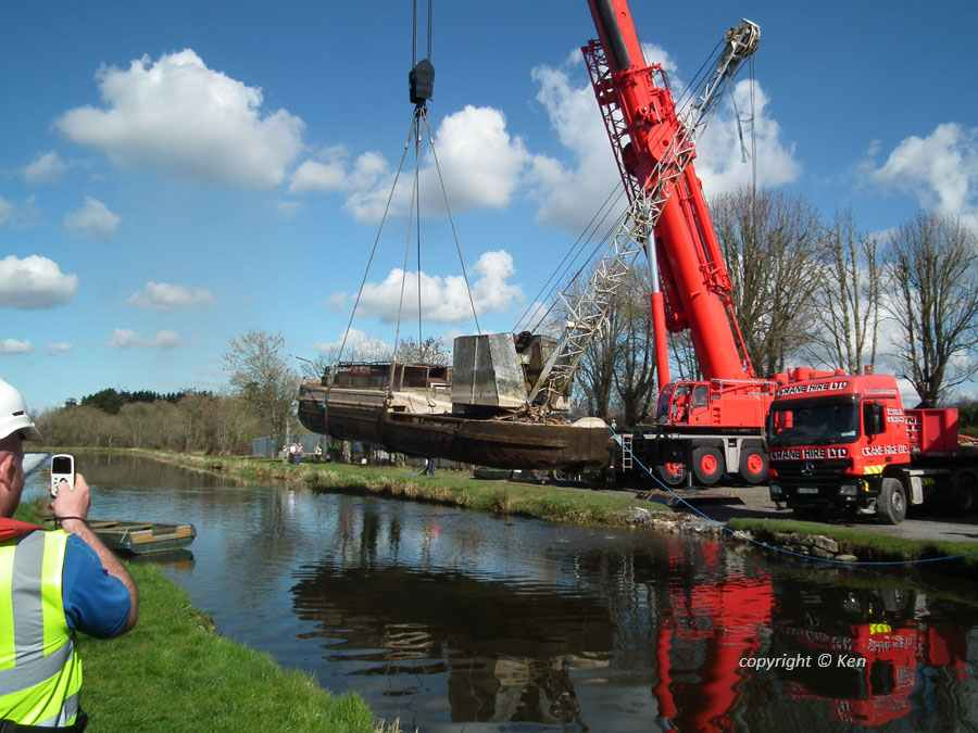 """Heritage Boat 77M; copyright © Ken; click to """"HBA"""""""