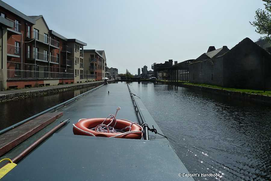 Athy am Barrow River; © Captain's Handbook