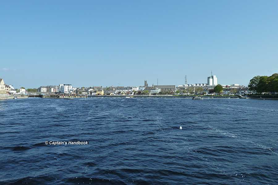 Athlone Lock;© Captain's Handbook