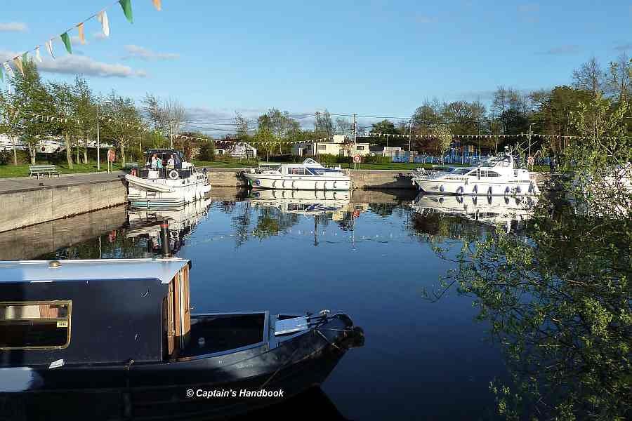 Banagher Harbour; © Captain's Handbook