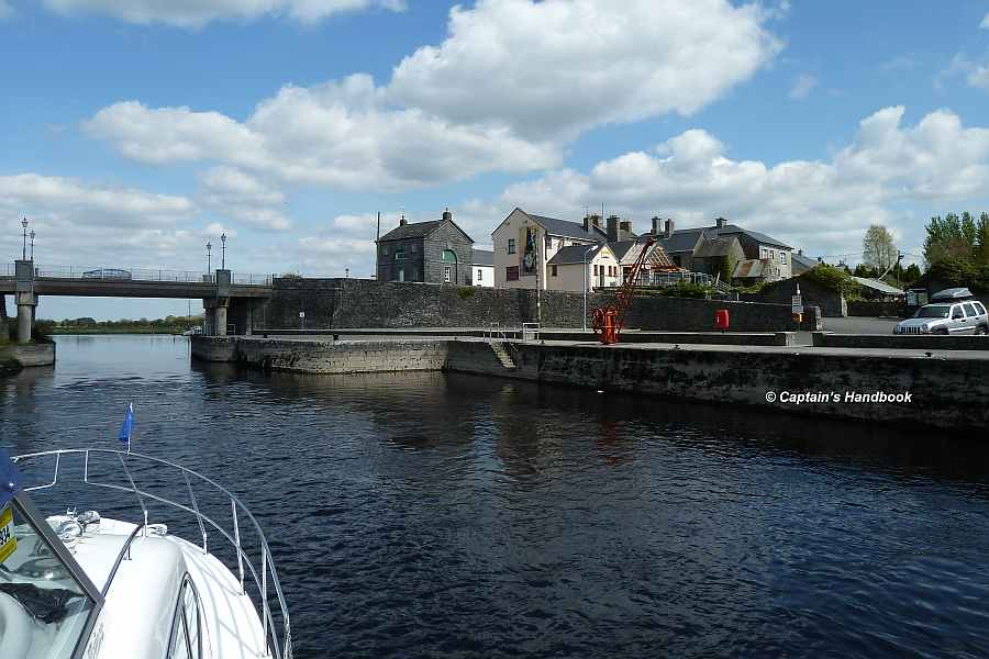 Shannonbridge;© Captain's Handbook