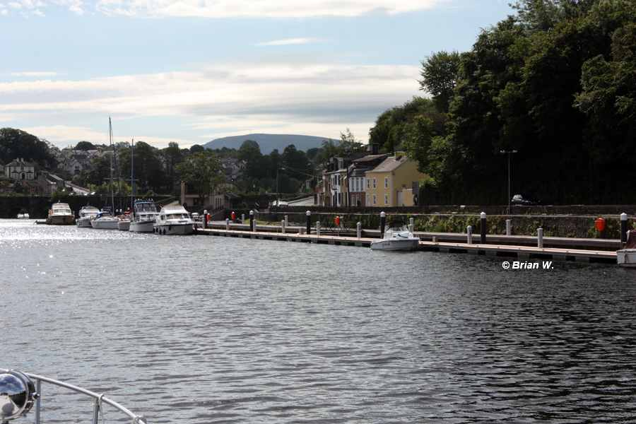Anleger Killaloe;© Brian W; click picture to enlarge