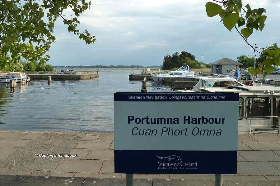 Portumna Harbour