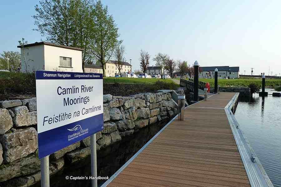 Anleger im Camlin; © Captain's Handbook
