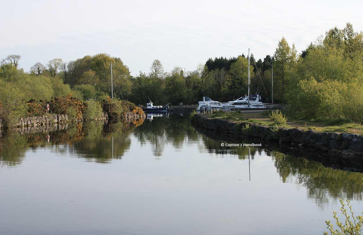 """Hafeneinfahrt Dromaan;  © wasserrausch; click to enlarge"""""""