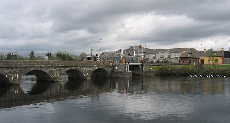 Rooskey Bridge;© Captain's Handbook