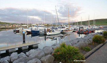 Dingle Marina; © Paul Scannell; CCO Part 3