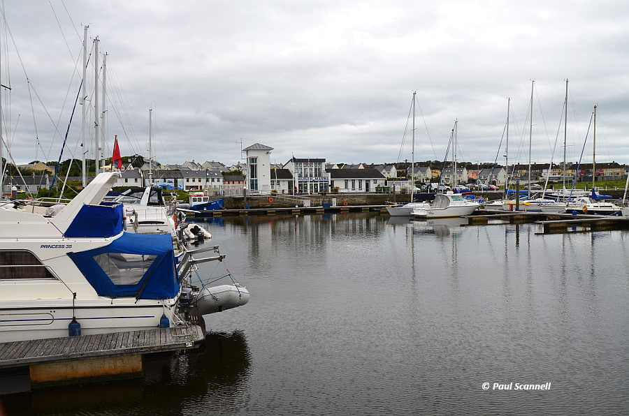 Kilrush Marina; © Paul Scannell;CCO Part 2