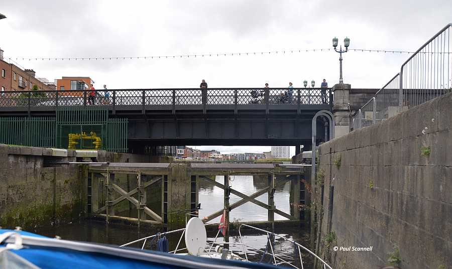 Sarsfield Lock; © Paul Scannel; CCO Part 1