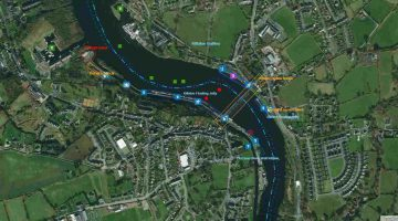 "Killaloe-Bridge; © esri; click to esrimap""Killaloe Ballina"""