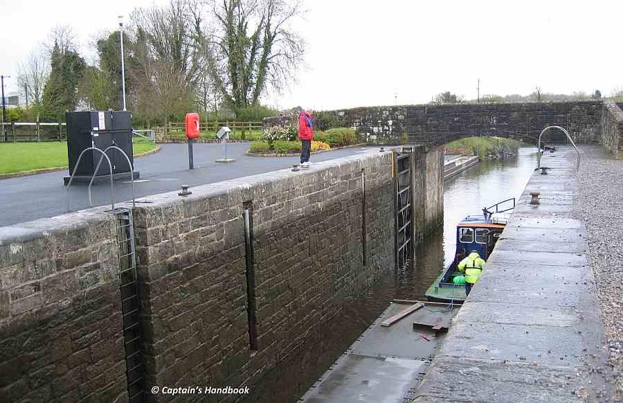 Ballyconnell Lock 2