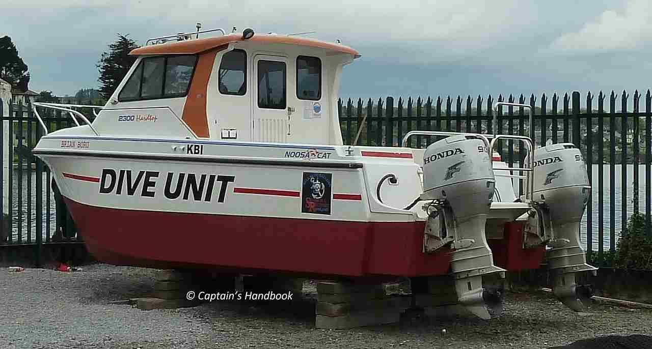 Rettungsboot Killaloe Coast