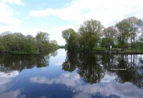 Junction of the Shannon and the Grand Canal