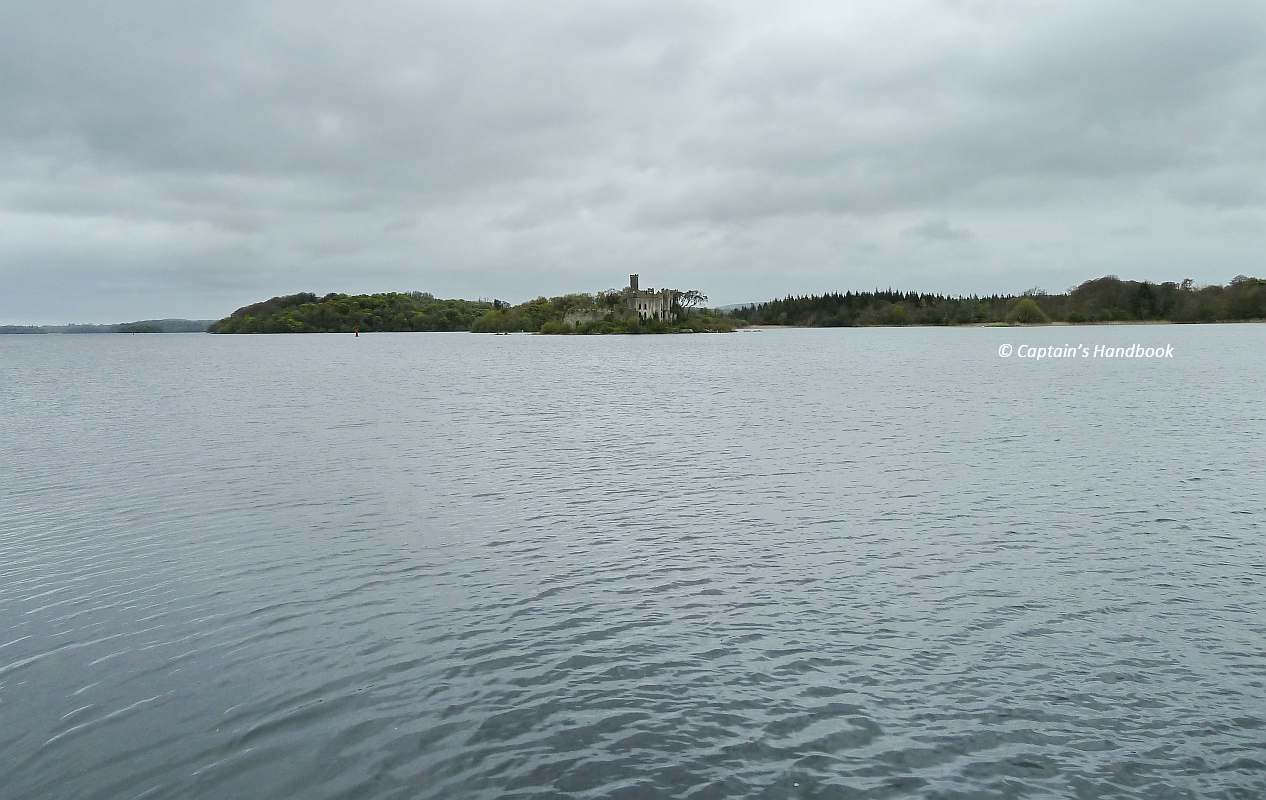 Lough Key; View Castle Island