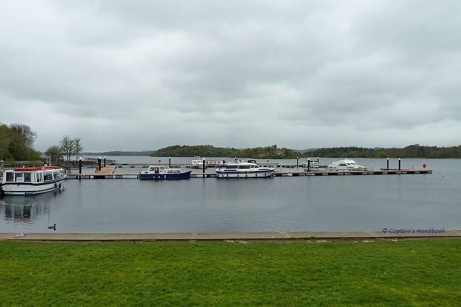 Lough Key new jetty