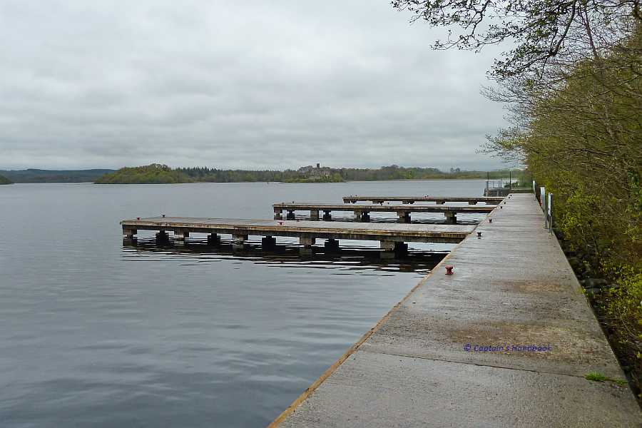 Lough Key old jetty