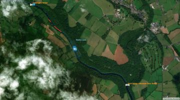 Borris Lock © esri click picture to ArcGis Map
