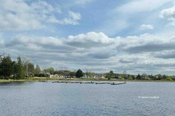 """Acres Lake Lough Allen; click picture to """"enlarge"""""""