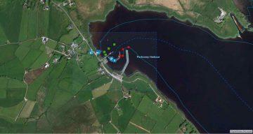 Portrunny Lough Ree  © esri