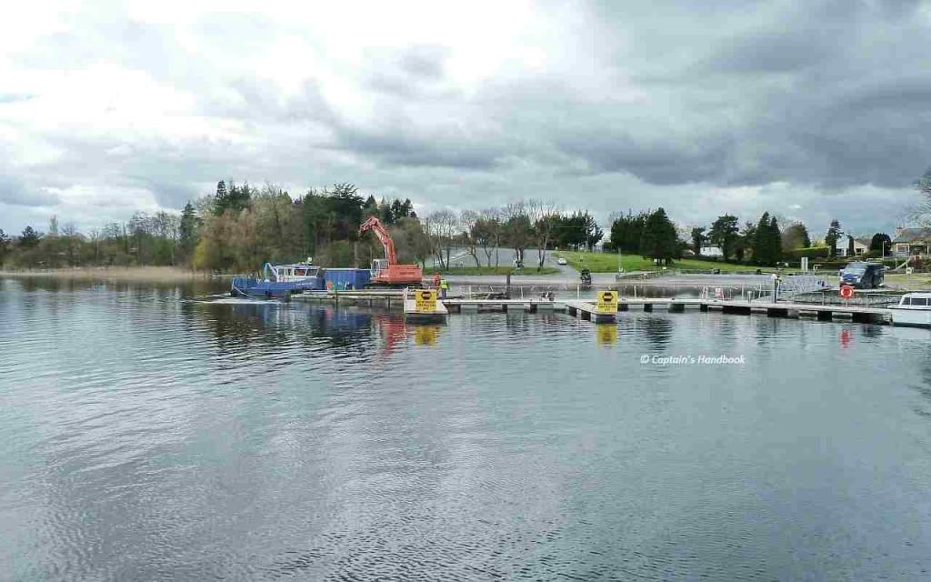 Waterways Ireland at work