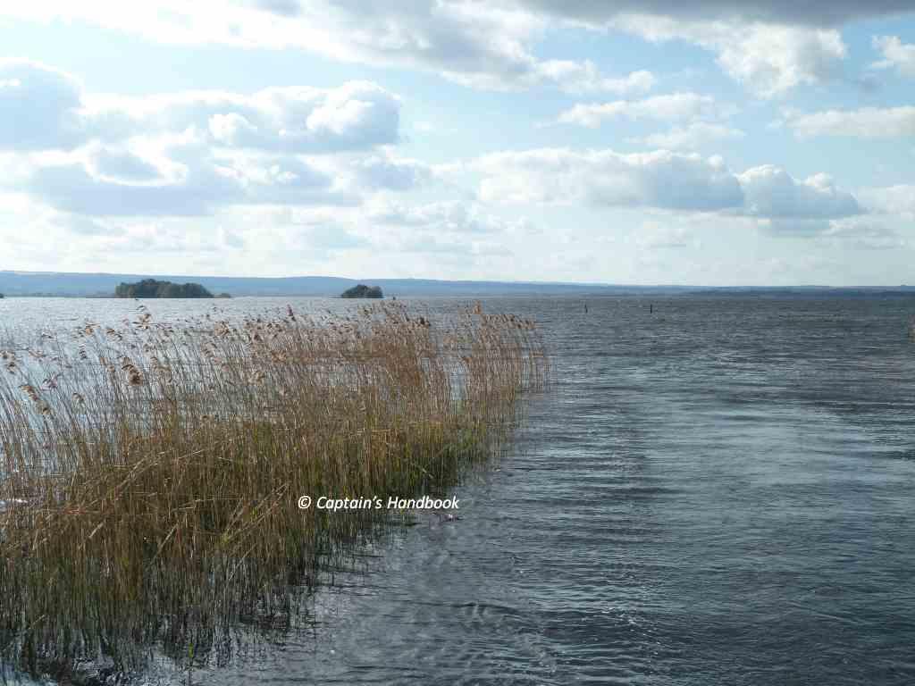 Black-Lough-Einfahrt