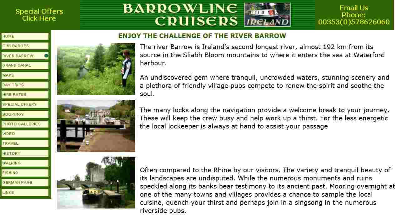 Website Barrowline-Cruisers