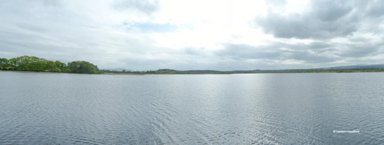 Lake Alewnaghta Szenerie