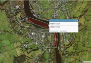 "Killaloe-Bridge; © esri; click to Arcgis Map ""Killaloe-Bridge"""