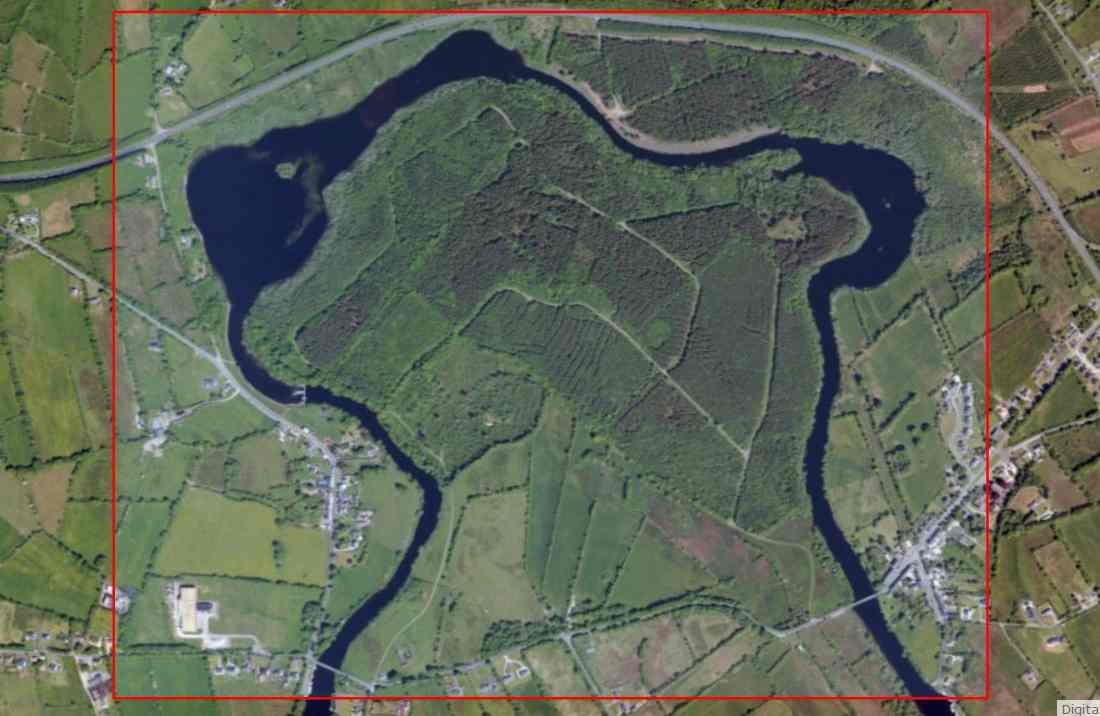 "Jamestown-Drumsna; © esri; click to Arcgis Map ""Jamestown-Drumsna"""