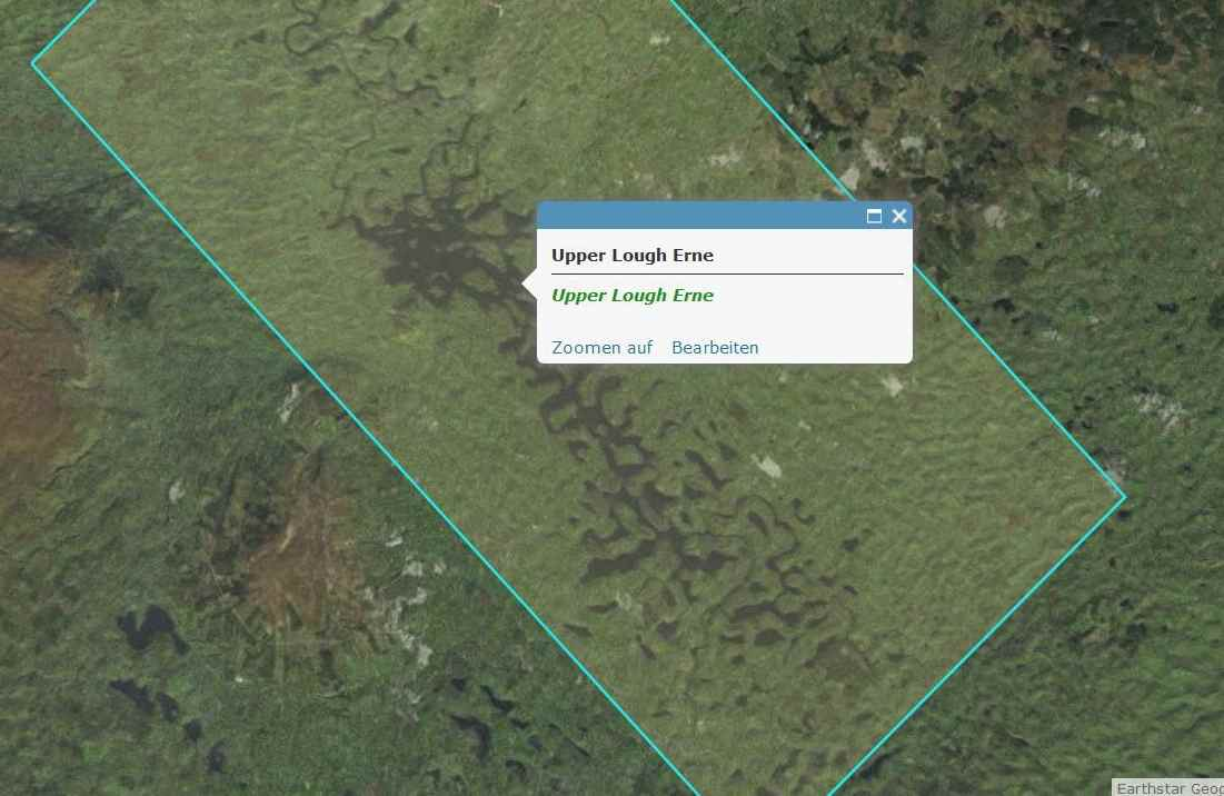 "Upper-Lough-Erne; © esri; click to Esri Map ""Upper-Lough-Erne"""