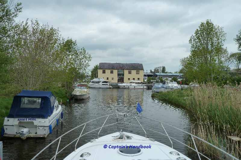 "Portumna- Connaught Harbour-Lough Derg;   click picture to ""enlarge"""