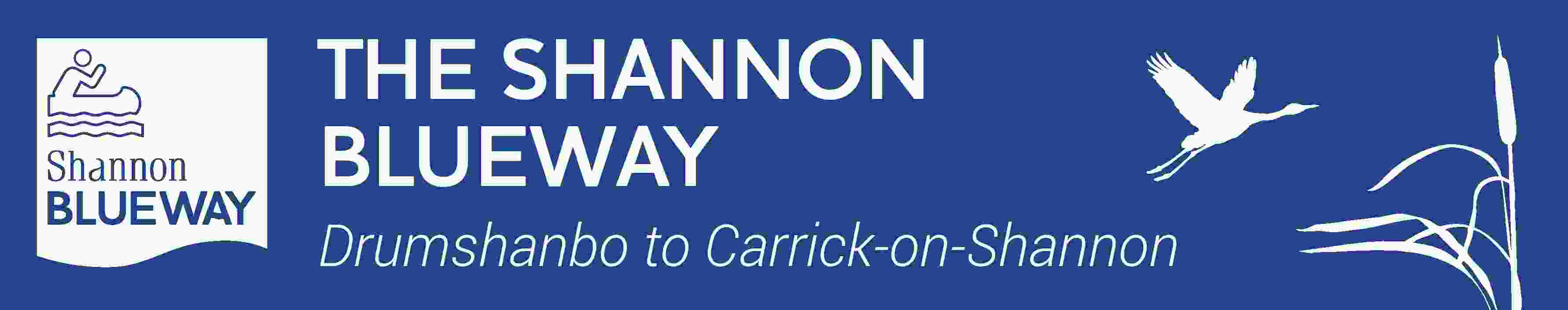 """WI-Shannon-Blueway-Map; © Waterways-Ireland; click picture to """"The Shannon Blueway Map"""""""