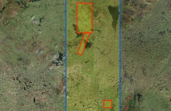 "North Shannon; © esri; click picture to ""esri North Shannon"""