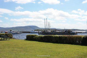 Mountshannon Harbour; © wasserrausch