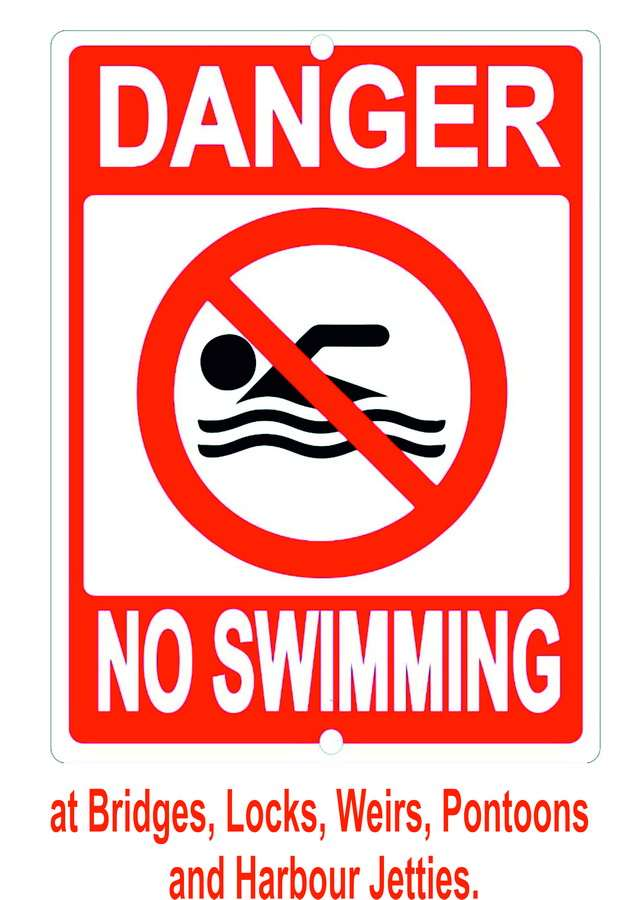 Danger-No-Swimming