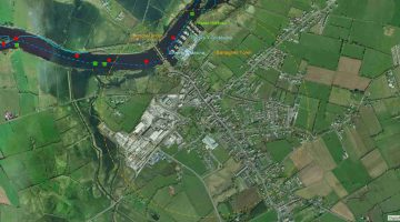 Banagher Mid Shannon  © esri; click picture to Arcgis Map