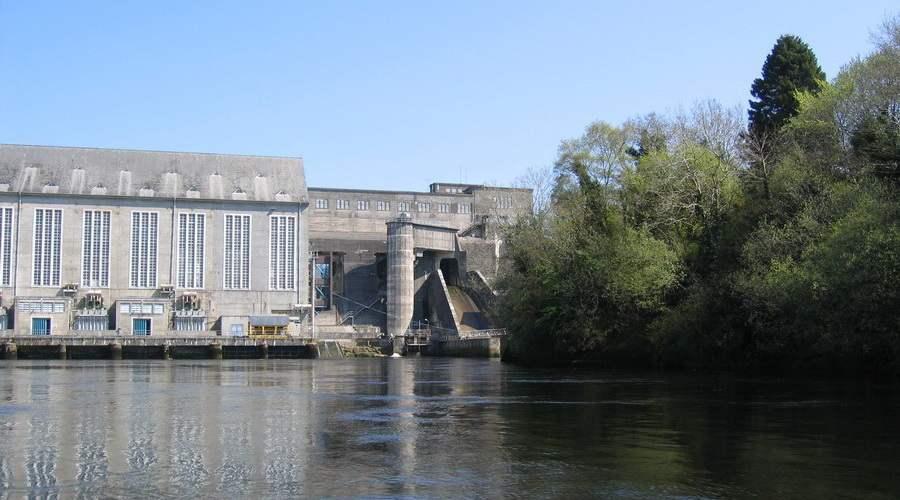 Ardnacrusha Power Station; © CHB