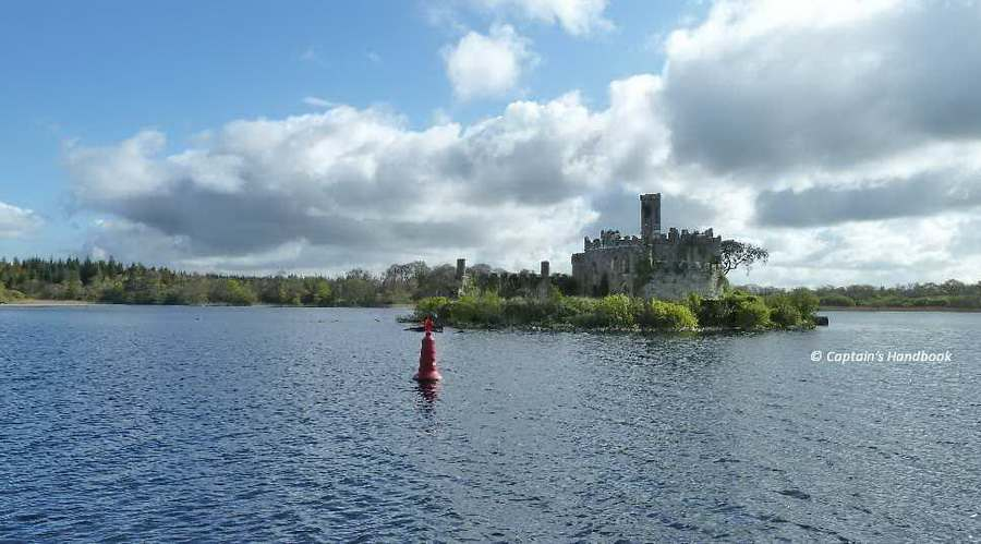 Castle-Island Lough Key
