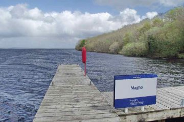 Magho Jetty Lower Lough Erne © Waterways Ireland