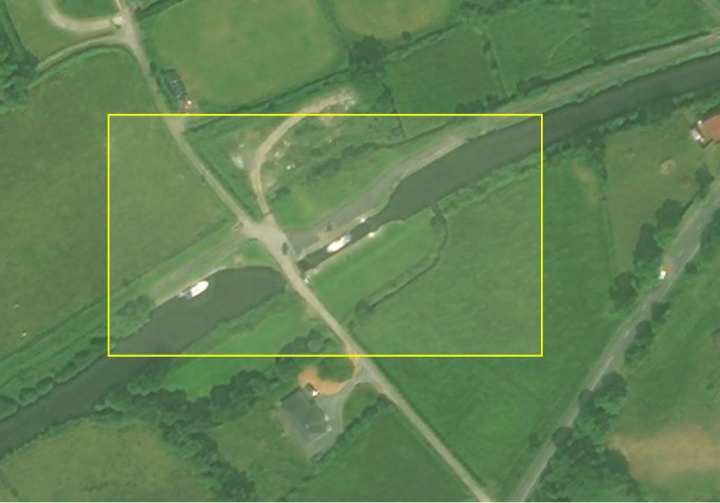 "SEW-Lock 14- Drumduff, ""click to esri-map"""