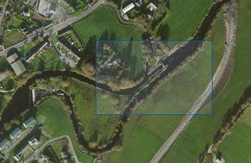 """SEW Lock 2 Ballyconnell; © esri click to SEW Lock 2 Ballyconnell-Map esri"""""""